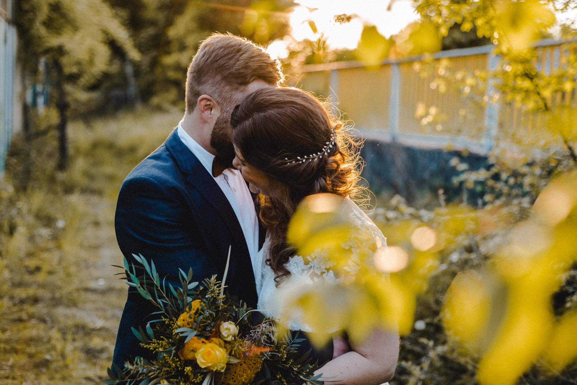 Lemontree – eine Hochzeitsinspiration in gelb